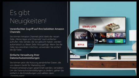 Neues Fire TV Update für Fire OS Version 5.2.6.3 verfügbar