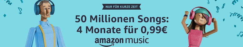 amazon music unlimited aktion 2018