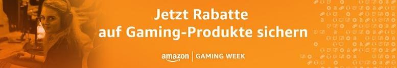 Amazon Gaming Woche: Gewinne und Rabatte für Gaming Zubehör