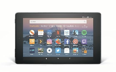 fire hd8 neu