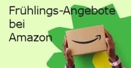 Frühlings-Angebote Amazon