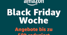 Amazon Black Friday Woche bei Amazon