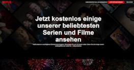 Netflix kostenlos