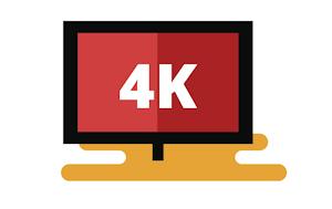 4K Ultra HD Blu-rays