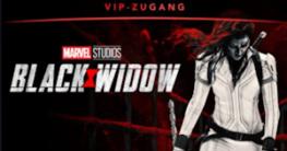 black widow disneyplus vip