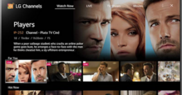 lg channels TV Smart-TV