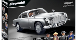 PLAYMOBIL_70578_James Bond Aston Martin DB5 - Goldfinger Edition